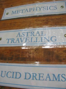 Astral Travelling sounds interesting...