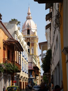 Old City Cartagena