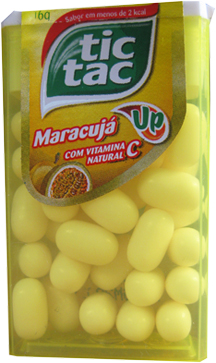 Maracuya Tic Tacs