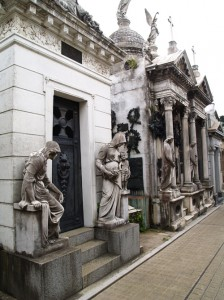 Recoleta's Amazing Cemetary
